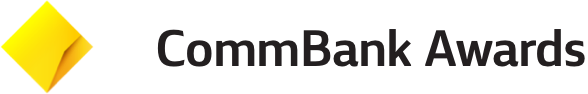 Logo: CommBank Awards